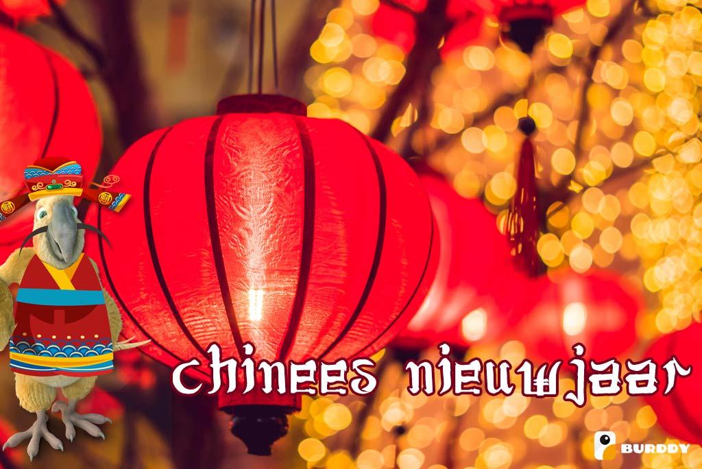Pablo viert Chinees Nieuwjaar