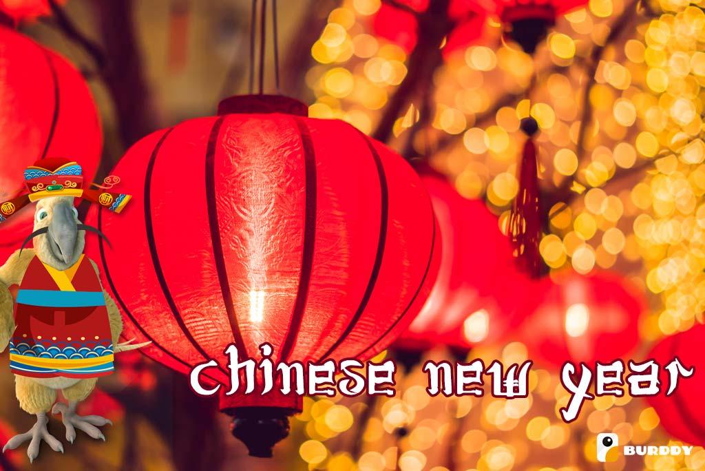 Pablo celebrates Chinese New Year's Eve