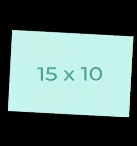 Klassiek liggend fotoformaat 15x10