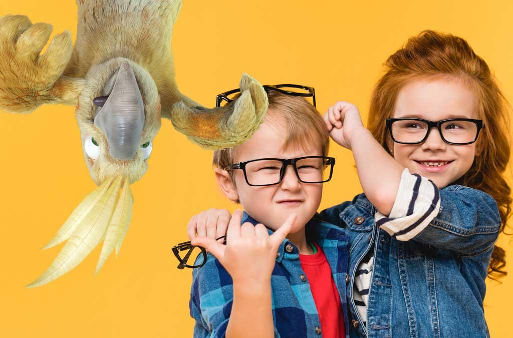 Een fotobooth voor het verjaardagsfeestje van je kind met Burddy